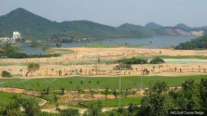 planting paspalum in Vietnam