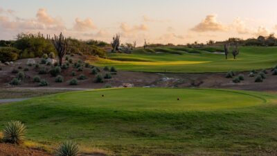 Curaçao Golf Course Uses Gradual Conversion Process for Complete Turf Upgrade