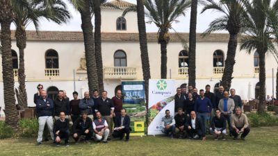 Pure Dynasty® Introduced to Turf Professionals in Spain