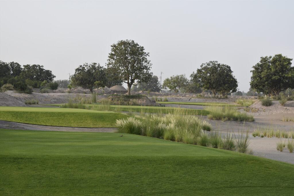sustainable golf design