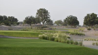 New Pakistan Golf Course Rooted in its Native Environment