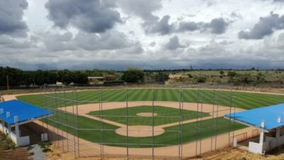 Pure Dynasty Seeded Paspalum Breaks into the Major Leagues as the Turfgrass of the Texas Rangers Training Facility