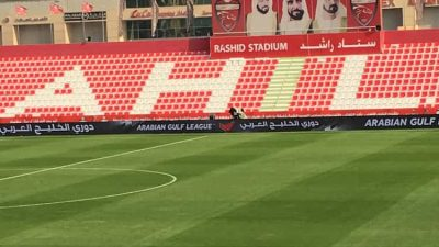 Quick Establishing Pure Dynasty® Seeded Paspalum Scores at Dubai Stadium